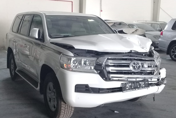 TOYOTA - GXR (Recovery) - 2020 - 567951